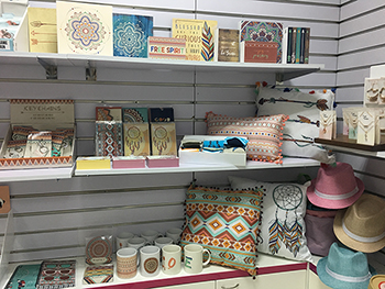 Our BOHO concepts with amazing items including pillows, hats, keychain, and more