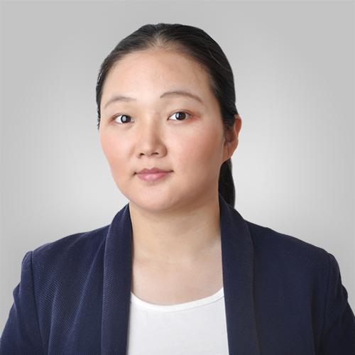 Doris Ding, Administrative Manager