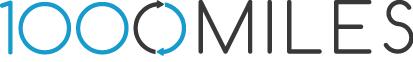 1000 miles logo