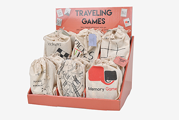 1000 miles product - traveling games