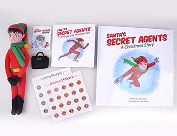 1000 miles product - Santa's secret agents