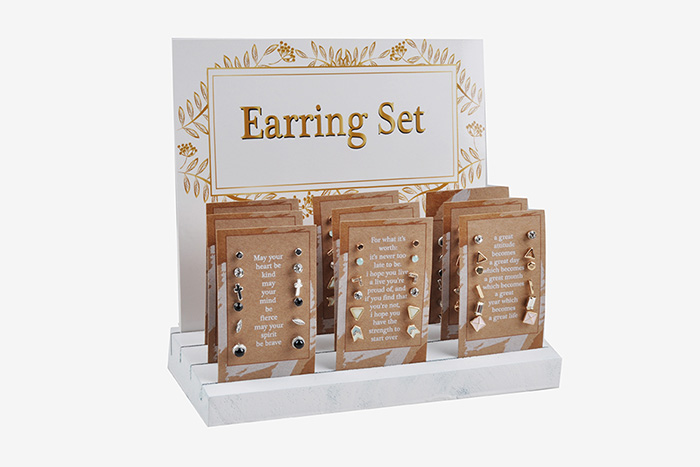 1000 miles product - earrings set