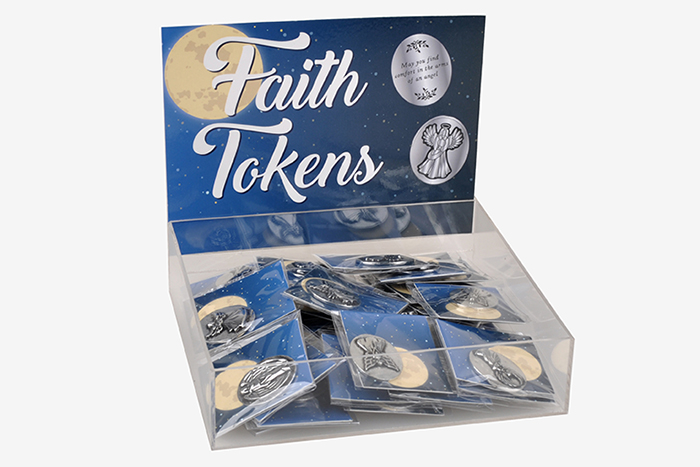 1000 miles product - faith tokens
