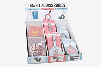 1000 miles product - assorted traveling