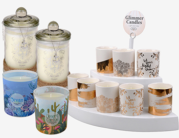 1000 miles product - Arianna candles