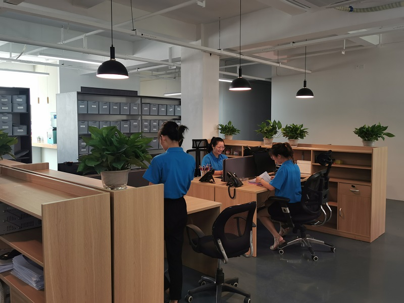 这是我们的办公室,我们开发创意和克服难题的地方。 <br><br>