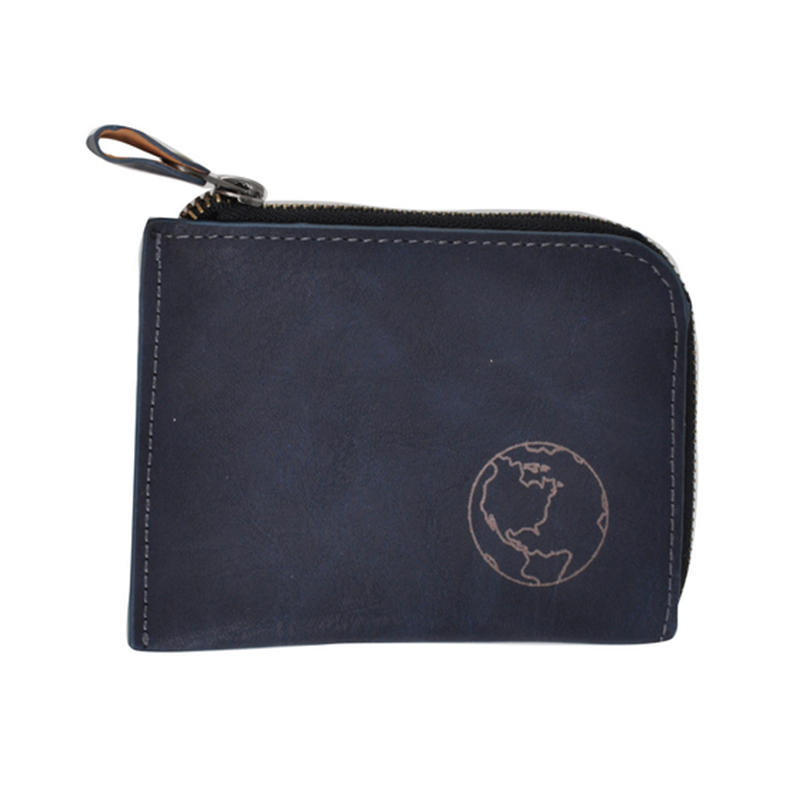 PU leather wallet