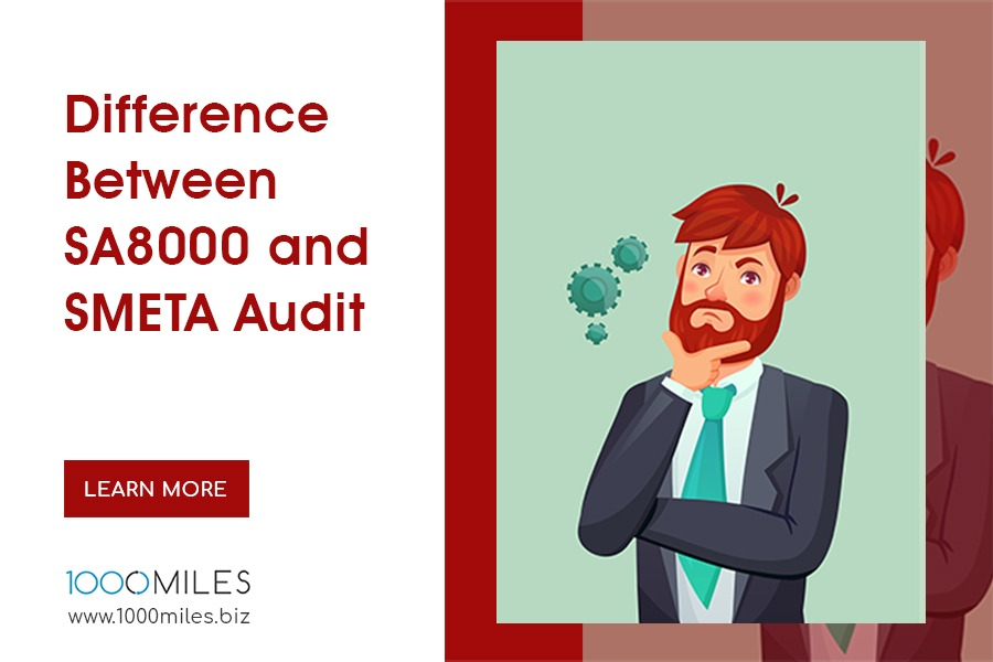 Difference Between SA8000 and SMETA Audit