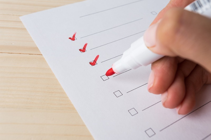 Checklist for sourcing factories in China